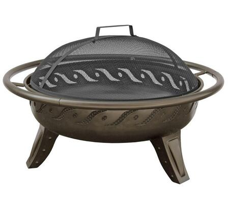 23515 Patio Lights VSB Fire Pits with 1