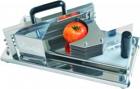 EVS100 3/16 inch  Cut Fruit And Vegetable Slicer with Removable Stainless Steel Blades and Non-Slip