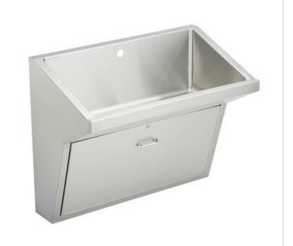 EWSFAD136201 Lustrous Satin Utility Sink: Stainless
