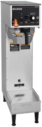 27800.0009 Single SH 120V Brewer with SplashGard  Electronic Grinder Interface  Patented Server Heat Control  in Stainless