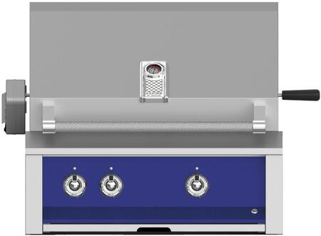 "EMBR30LPBU 30"""" Built In Grill with 2 U Burners  1 Sear and Rotisserie in"" 767751"