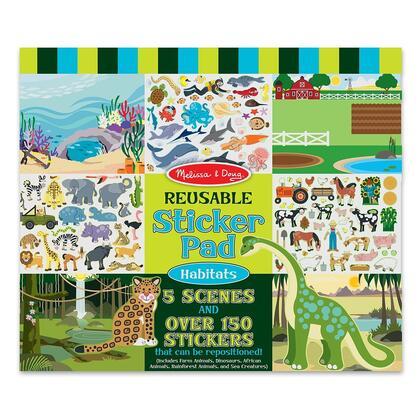 4196 Reusable Sticker Pad -