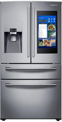 Samsung RF28NHEDBSR 28 Cu. Ft. Stainless 4-Door French Door Refrigerator