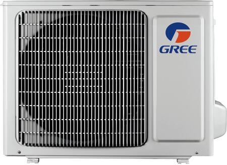 Gree LIVS09HP115V1BO Livo  Single Zone Ductless Mini Split Outdoor Unit with 9000 Cooling and 9600 Heat Pump BTU, 115 Volts