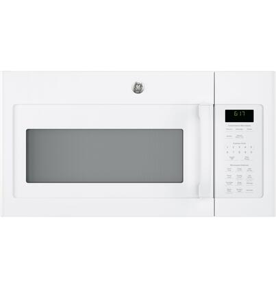GE 1.7 Cu. Ft. Over-the-Range Microwave White JVM6172DKWW