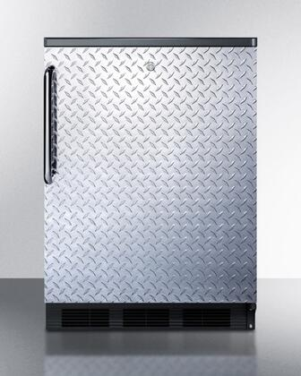 FF7LBLDPLADA 24 inch  All Refrigerator with 5.5 cu. ft. Capacity  Automatic Defrost  Factory Installed Lock  Interior Light  100% CFC Free  in Diamond