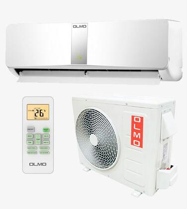 OS12HP230V1D 30 inch  SCANDIC Series DC Inverter-Driven Ductless Split System with 12 000 BTU Cooling/Heating Capacity  Invertor Technology  Pre-Heating  Sleep Mode