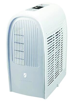 P08S ZoneAire Compact 8000 BTU  Programmable Timer  4 Speed Fan  Internal Hose Storage and Sleep Function in 349511