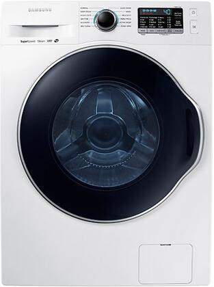 Samsung WW22K6800AW 24 Energy Star Rated Front-Load Washer with 2.2 cu. ft. Capacity, in White
