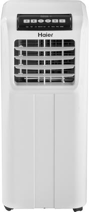 Haier HPP10XCT 10,000 BTU Portable Air Conditioner with 3.5 Pts/Hr Dehumidification, Auto Evaporation Technology, 24 Hour Timer, Sleep Mode Remote Control and 115V HPP10XCT