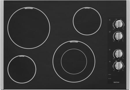 Click here for MEC7430BS 30 Smoothtop Electric Cooktop With 4 Rad... prices