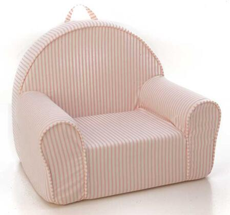60250P My First Chair Pink Stripe -