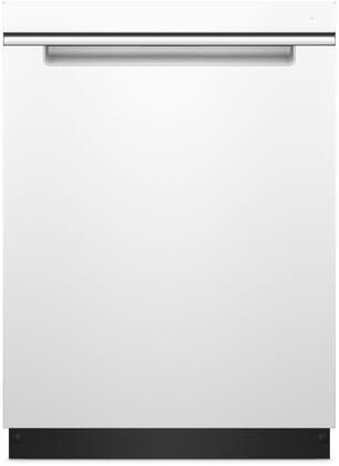 "Whirlpool 24"" Built-In Dishwasher White WDTA50SAHW"