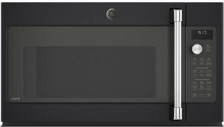CVM9179ELDS 30 inch  Over the Range Microwave Oven with Convection  1.7 cu. ft. Capacity  Sensor Cooking Control  Chef Connect  and LED Cooktop Lighting  in Black