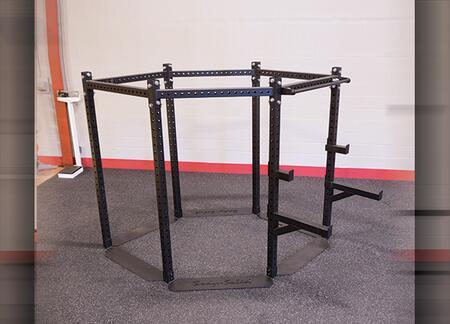 SRHEX Body Solid 83 inch  Hexagon System  No