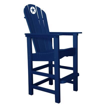 181-1002 Dallas Cowboys Pub Captain Chair -