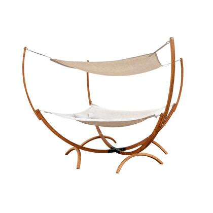 SHWC112 Square Hammock Stand With Hammock and