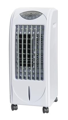 SF-614P Evaporative Air Cooler with 3D Cooling Pad  Remote Control  Whisper Quiet Motor  and Washable Dust Filter in