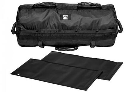 XM-100-CSB-LG Large 70 lbs. Sandbag with Commercial Construction  Premium Shell  and Two Filler Bags in