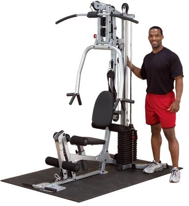 BSG10X Powerline Home Gym with Compact Footprint and Chest