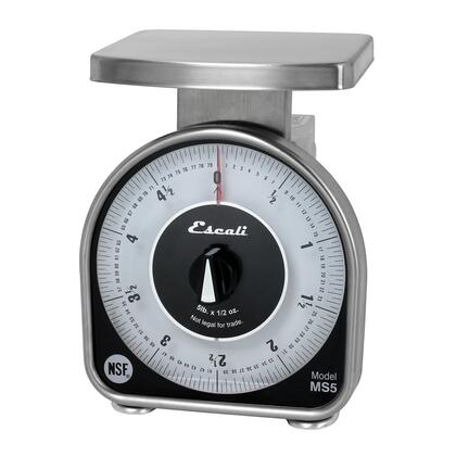 MS5 MS-Series NSF Listed Dial Scale  5 lbs / 80