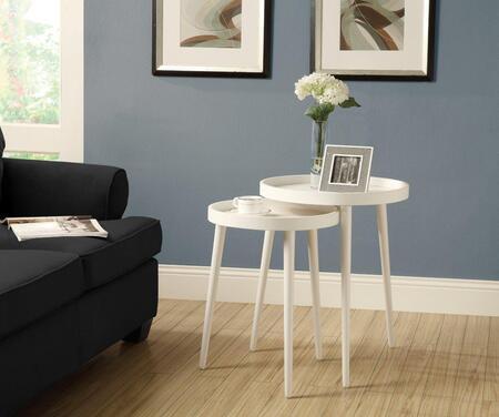 I 3081 Nesting Table - 2pcs Set /