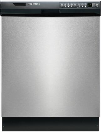 """Frigidaire 24"""" Built-In Dishwasher Stainless-Steel FDB2410HIC"""