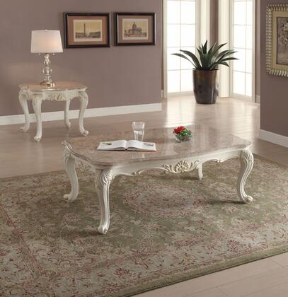 Chantelle Collection 83540CE 2 PC Living Room Table Set with 52