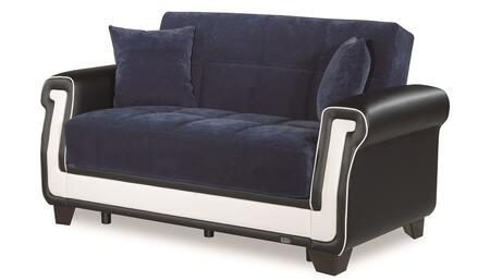 Proline Collection PROLINE LOVE SEAT BLUE 04-55 66