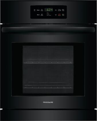 Frigidaire FFEW2426UB 24 Inch Wide 3.3 Cu. Ft. Single Electric Oven