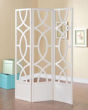 98159 Dina 3-Panel Wooden Screen