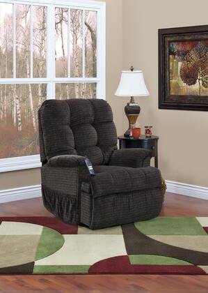 5555P-CAG Petite Sleeper/Reclining Lift Chair -