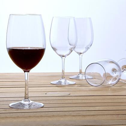 766 02 04 Indoor/Outdoor Cabernet/Merlot Wine Glasses (Set of