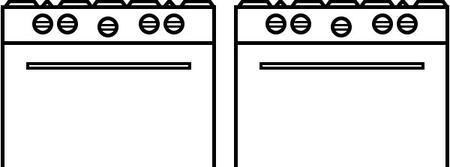 Windowless Door for 48 inch  RNB Series Both Ovens