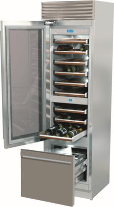 Click here for FP24BWRLGS 24 X-Pro Built-in Wine Cellar with 54-B... prices