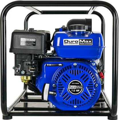 XP703CP Gas Powered Chemical Water Pump with 255 Gallons per Minute Flow Rate  7 HP Motor  2.4 Hour Run Time and Fully Isolated Steel Roll