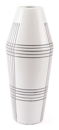 A10470 Ona Vase Medium White &