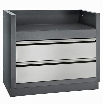 IM-UGC605-CN Oasis Modular Island Under Grill Cabinet for Built-In Grill LEX 605  in