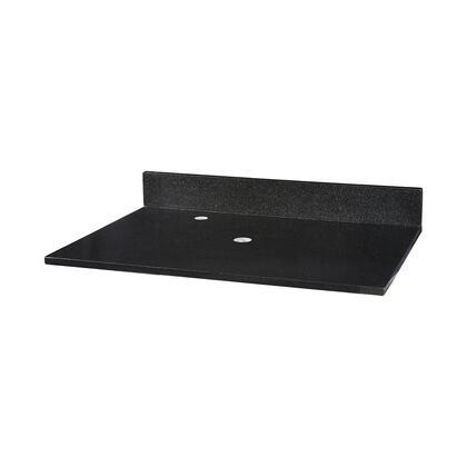 GRVT310BK_Stone_Top_-_31-inch_for_Vessel_Sink__in_Black