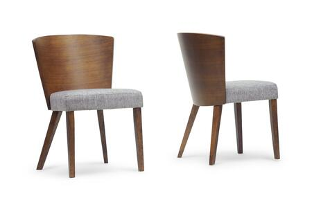 SPARROW DINING CHAIR-109/690 Baxton Studio Sparrow And