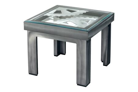 5410261 Gears  End Table