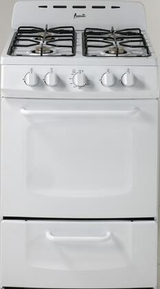 Click here for GRO24P0W 24 Freestanding Gas Range with 4 Open Bur... prices
