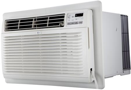 "LT1216CER 24"" Energy Star Through The Wall Air Conditioner with 11800 BTU Cooling Capacity Gold Fin Anti Corrosion Coat 3 Cooling and Fan Speeds and 280 CFM"