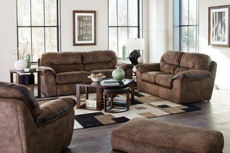 Atlee Collection 44314PCSTLARMBNKIT1C 4-Piece Living Room Sets with Stationary Sofa  Loveseat  Living Room Chair and Ottoman in