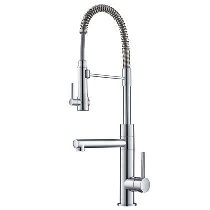 Kraus KPF-1603CH AArtec Pro 2-Function Commercial Style Pre-Rinse Kitchen Faucet, Chrome