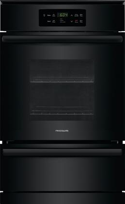 Frigidaire FFGW2426UB 24 Inch Wide 3.3 Cu. Ft. Single Gas Oven with Even Baking Technology