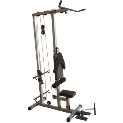 CB-12 Plate Loading Lat Pull Down in