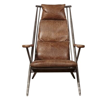 P006204 Brenna Metal Frame Accent In Brown