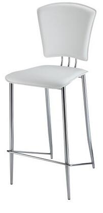 TRACY-BS-WHT Bar Height Stool Finish in