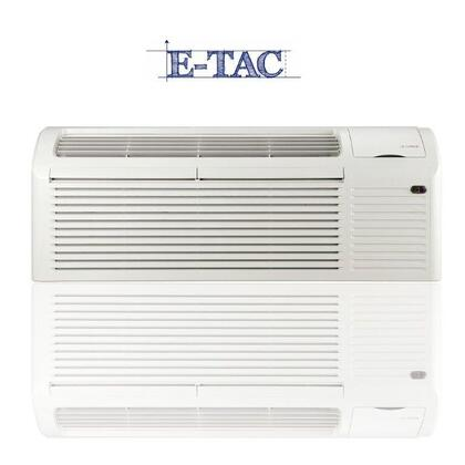 ETAC-15HP230V30A-A Engineered Terminal Air Conditioner Heat Pump 208/230 Volt with Silencer system and Industry's Longest Standard Warranty with 15000 BTU and